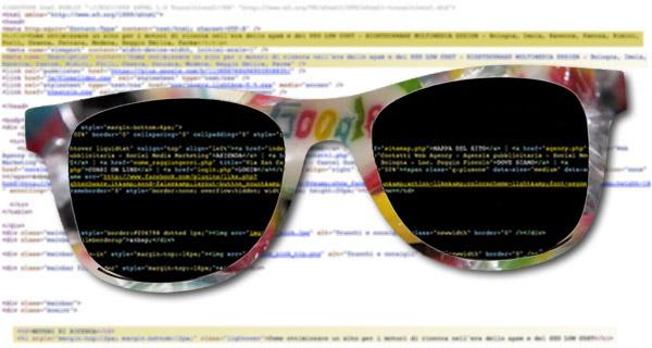 Cosa vede e cosa non vede un motore di ricerca