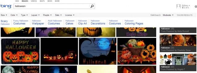 Bing aggiunge Pinterest