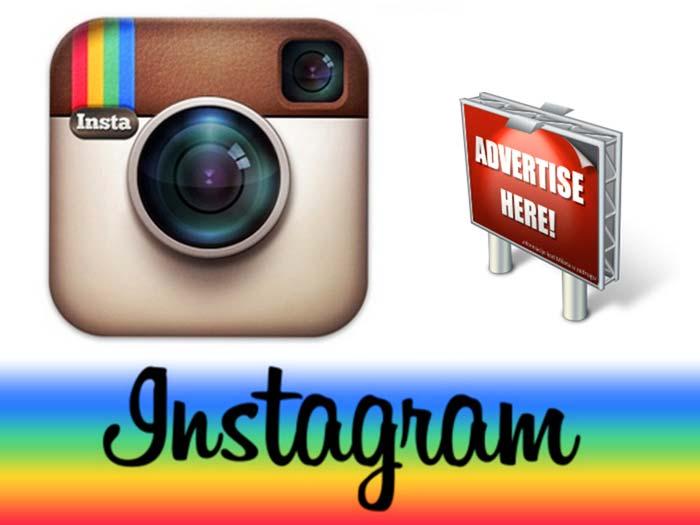 Instagram e advertising