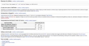 Contenuti originali in Wikipedia