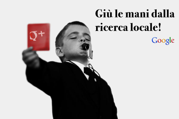 Tattiche scorrette di local seo