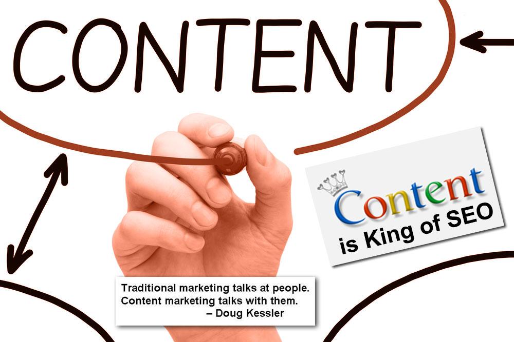 Errori da evitare nel Content Marketing