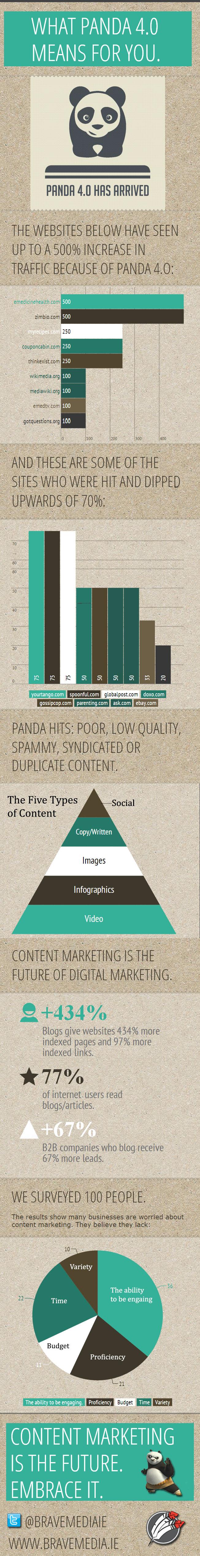 Cosa significa il Panda 4.0 per te
