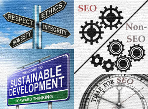 Etica SEO e sostenibilità