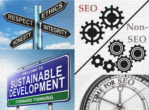 Etica e sostenibilità della SEO