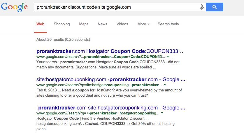 Google dentro Google (2)