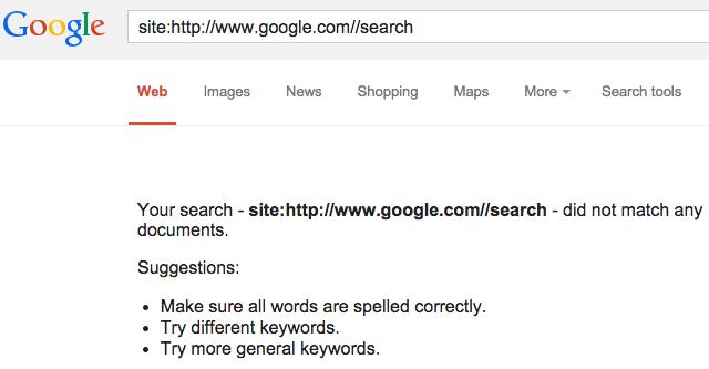 Google corregge Google (1)