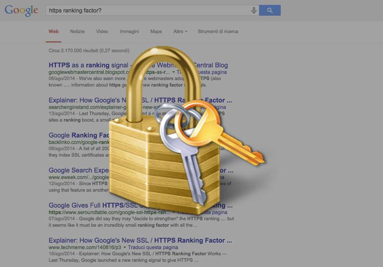 HTTPS oppure HTTP?