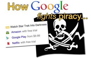 "Come Google combatte la ""pirateria"""