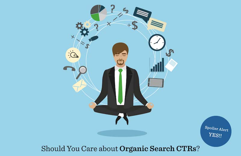 Come aumentare il CTR dei tuoi risultati organici
